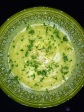 Potage Parmentier: recipe by Julia Child, executed by Endora Ballweber