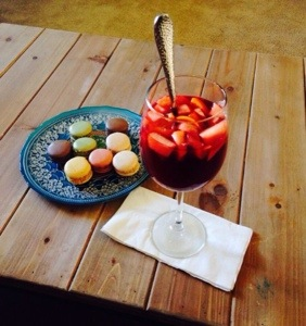 Sangria without alcohol